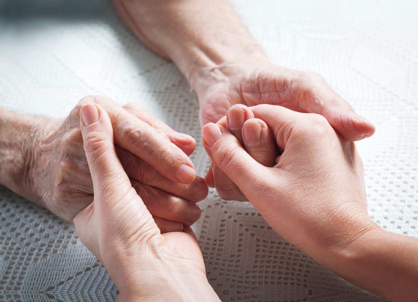 Helping,Hands,,Care,For,The,Elderly,Concept.,Care,Is,At